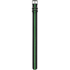 Luminox Nato Wristband 23mm Black/Green